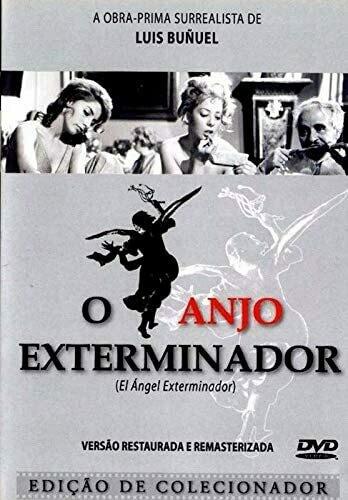 O ANJO EXTERMINADOR - DVD