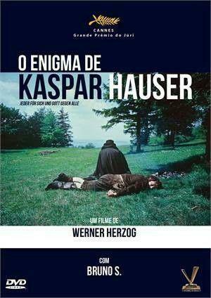 O ENIGMA DE KASPAR HAUSER - DVD