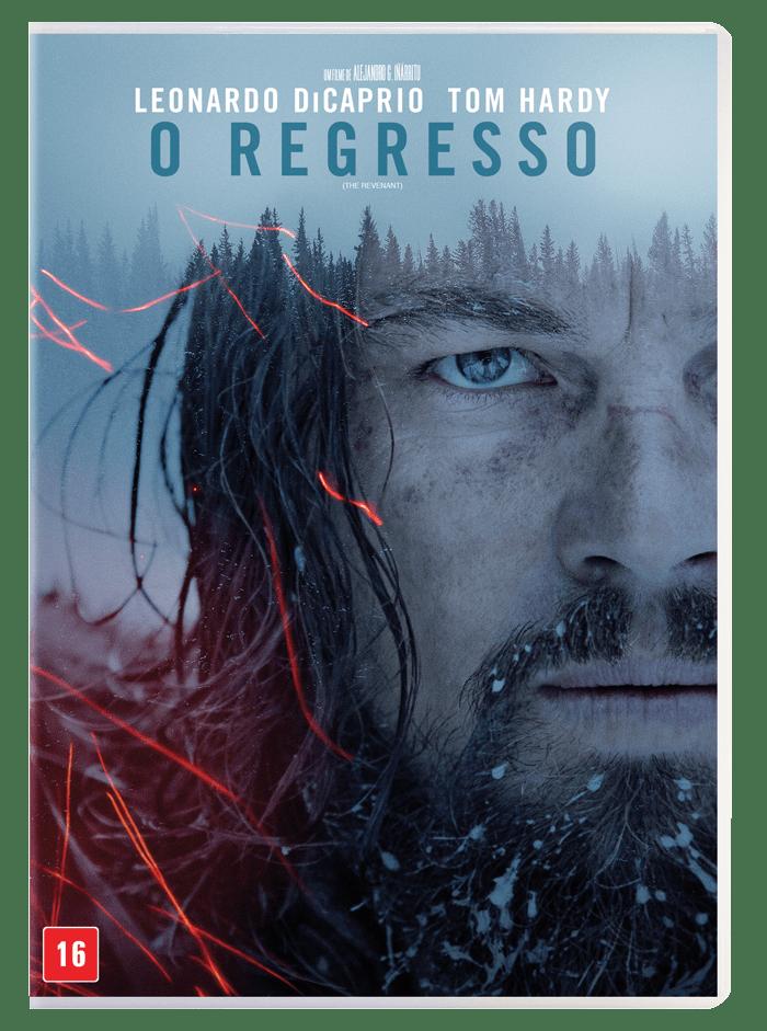 O REGRESSO - DVD