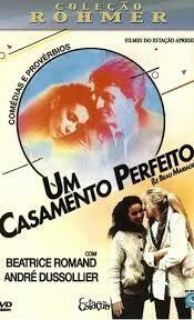 UM CASAMENTO PERFEITO - DVD