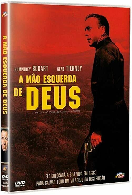 A MÃO ESQUERDA DE DEUS - DVD