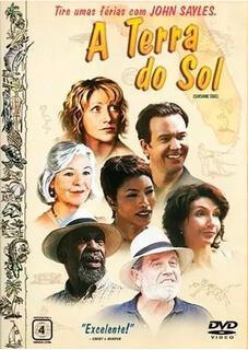 A TERRA DO SOL - DVD