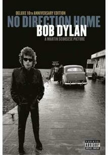 BOB DYLAN - NO DIRECTION HOME - DVD DUPLO
