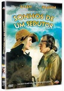 SONHOS DE UM SEDUTOR - DVD