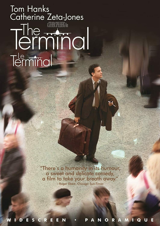 O TERMINAL - DVD