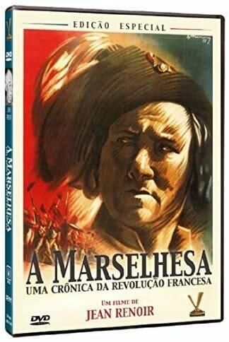 A MARSELHESA - DVD
