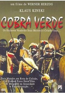 COBRA VERDE - DVD