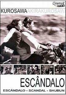 ESCANDALO - DVD