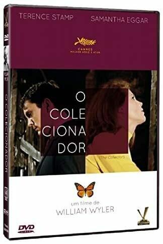O COLECIONADOR - DVD