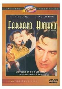 FARRAPO HUMANO - DVD