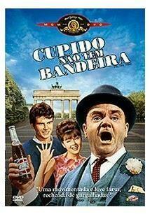 CUPIDO NAO TEM BANDEIRA - DVD