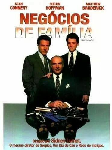 NEGOCIOS DE FAMILIA - DVD