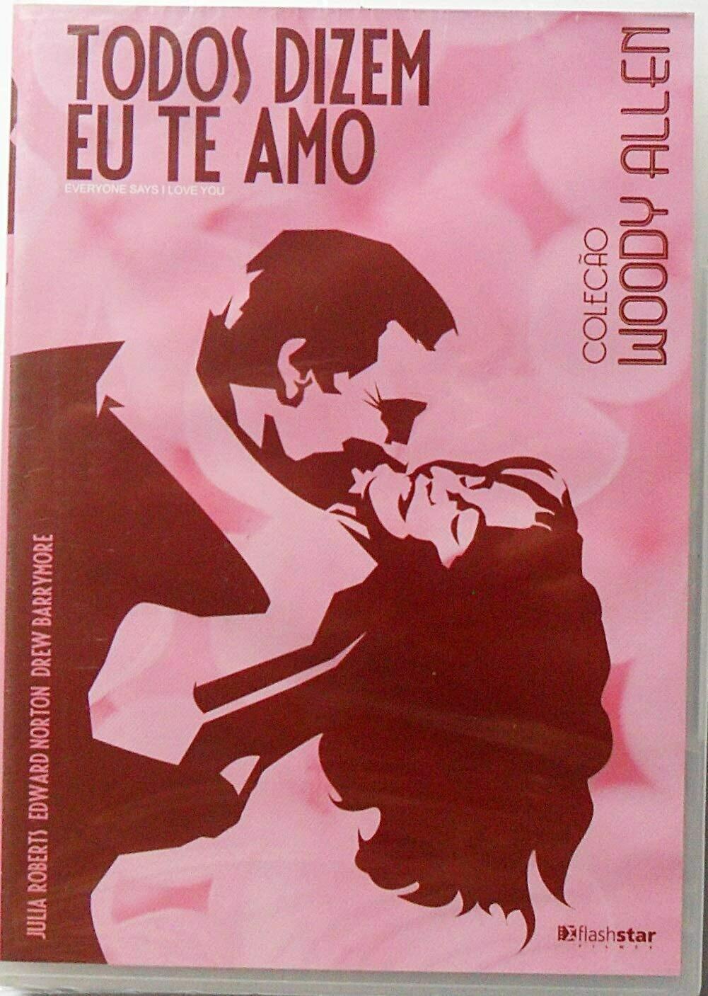 TODOS DIZEM EU TE AMO - DVD