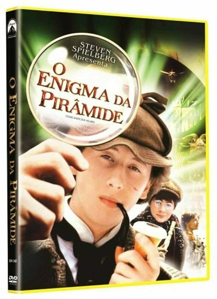 O ENIGMA DA PIRAMEDE - DVD