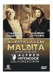 A ESTALAGEM MALDITA - DVD