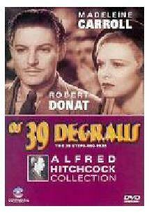 OS 39 DEGRAUS - DVD