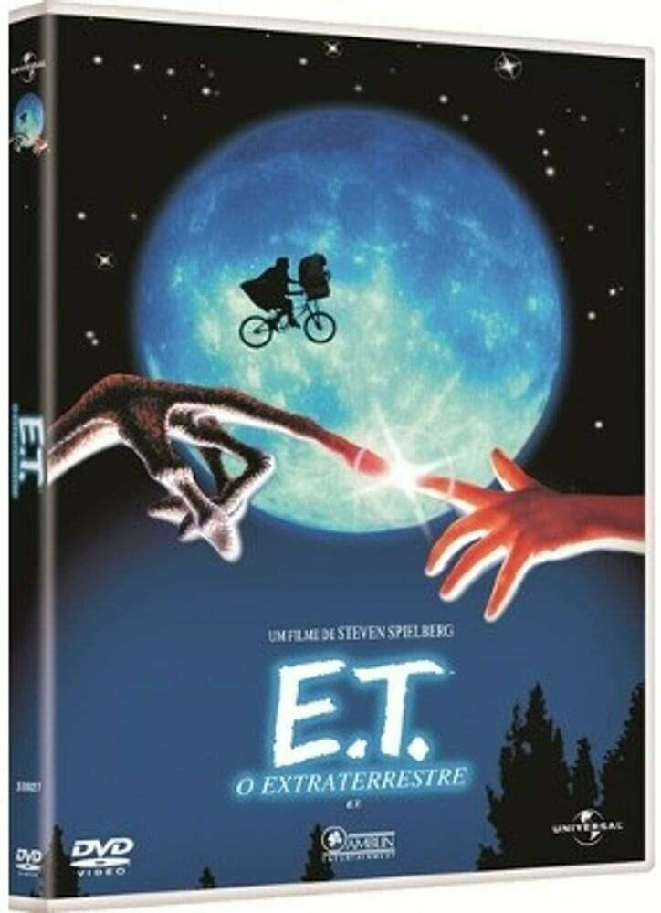 ET O EXTRATERRESTRE - DVD