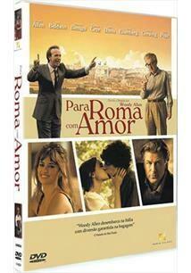 PARA ROMA COM AMOR - DVD