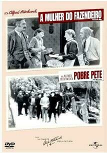 A MULHER DO FAZENDEIRO / POBRE PETER - DVD