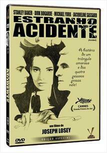 ESTRANHO ACIDENTE - DVD
