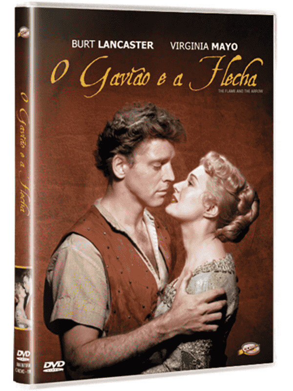 O GAVIAO E A FLECHA - DVD