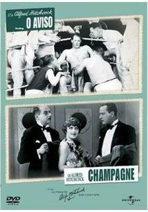 O AVISO / CHAMPAGNE - DVD