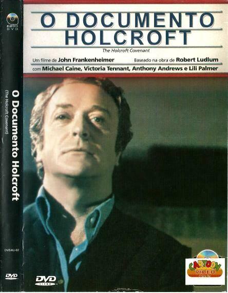O DOCUMENTO HOLCROFT - DVD