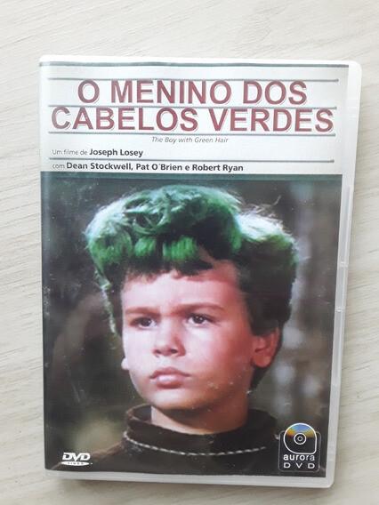 O MENINO DO CABELO VERDE - DVD