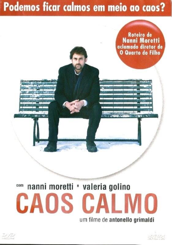 CAOS CALMO - DVD