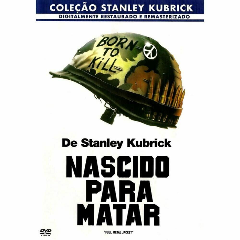 NASCIDO PARA MATAR - DVD