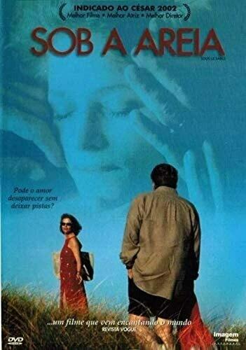 SOB A AREIA - DVD