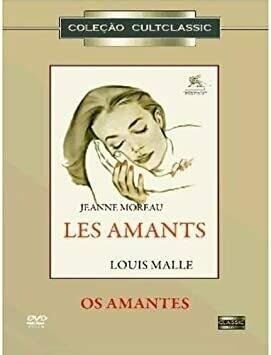 OS AMANTES - DVD