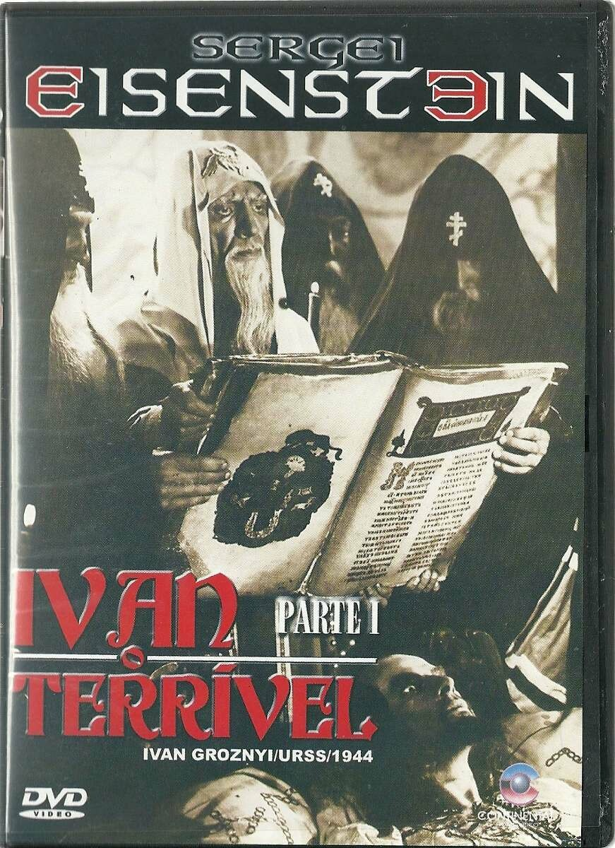 IVAN O TERRIVEL PARTE 1 - DVD