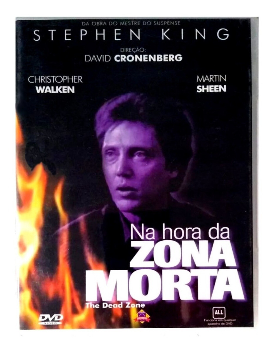 NA HORA DA ZONA MORTA - DVD