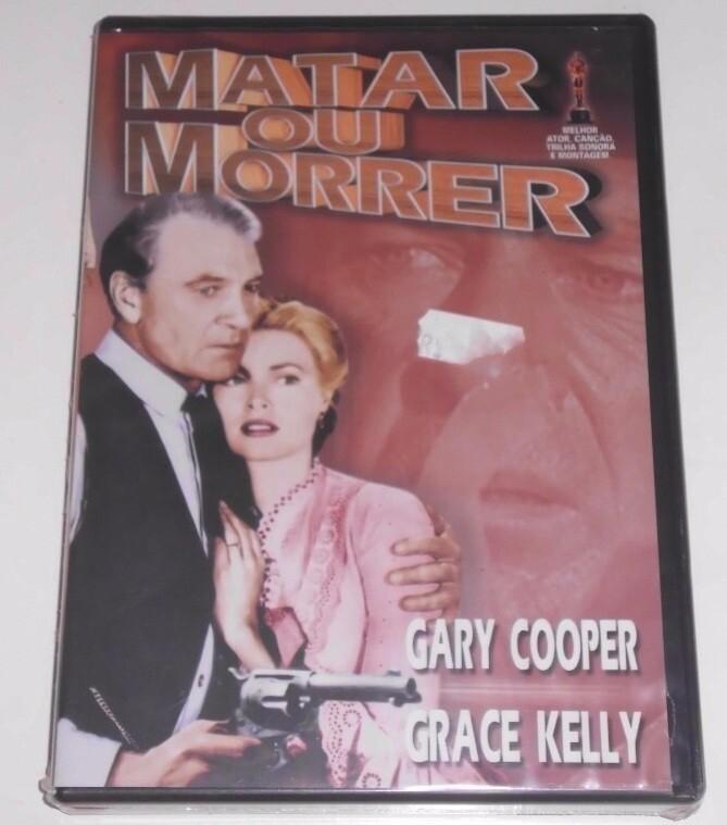 MATAR OU MORRER - DVD