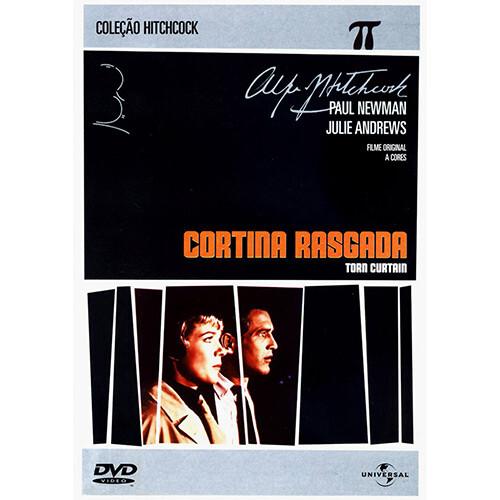 CORTINA RASGADA - DVD