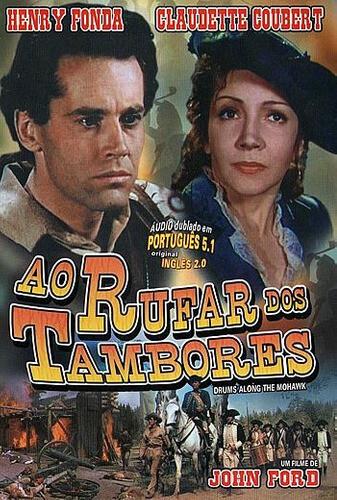 AO RUFAR OS TAMBORES - DVD