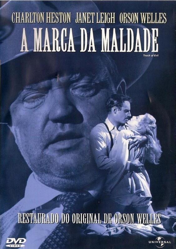 A MARCA DA MALDADE - DVD