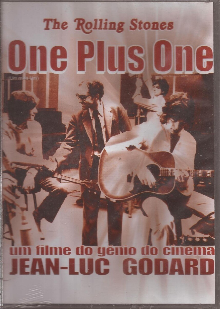ONE PLUS ONE - DVD