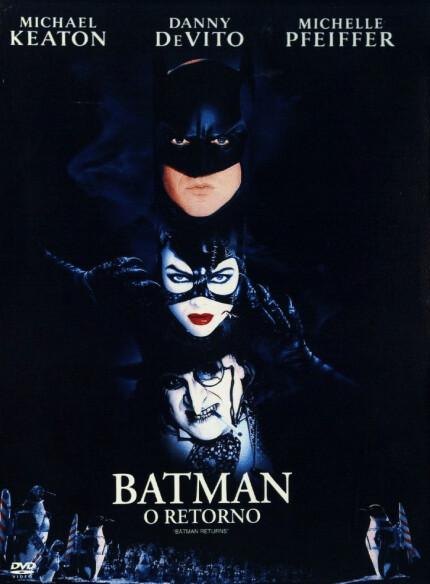 BATMAN O RETORNO - DVD