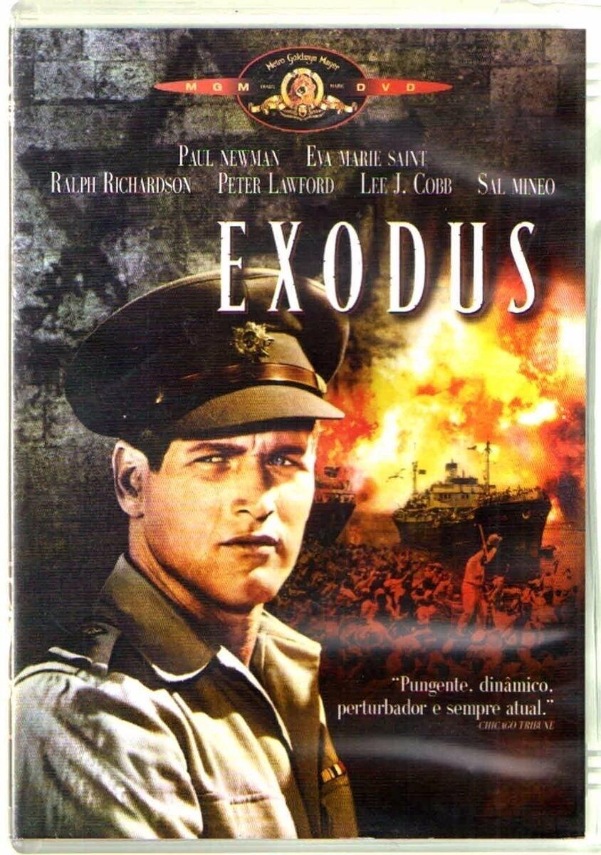 EXODUS - DVD