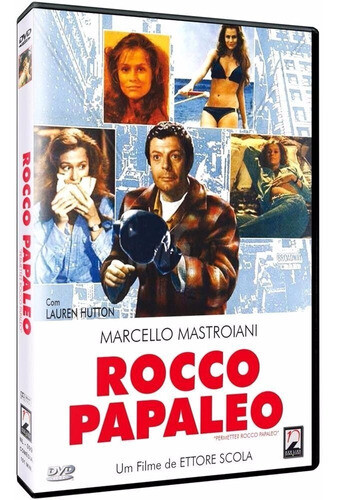 ROCCO PAPALEO - DVD