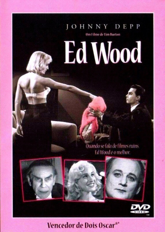 ED WOOD - DVD