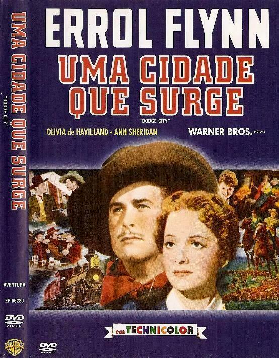 UMA CIDADE QUE SURGE - DVD