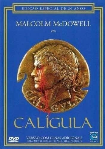 CALIGULA - DVD