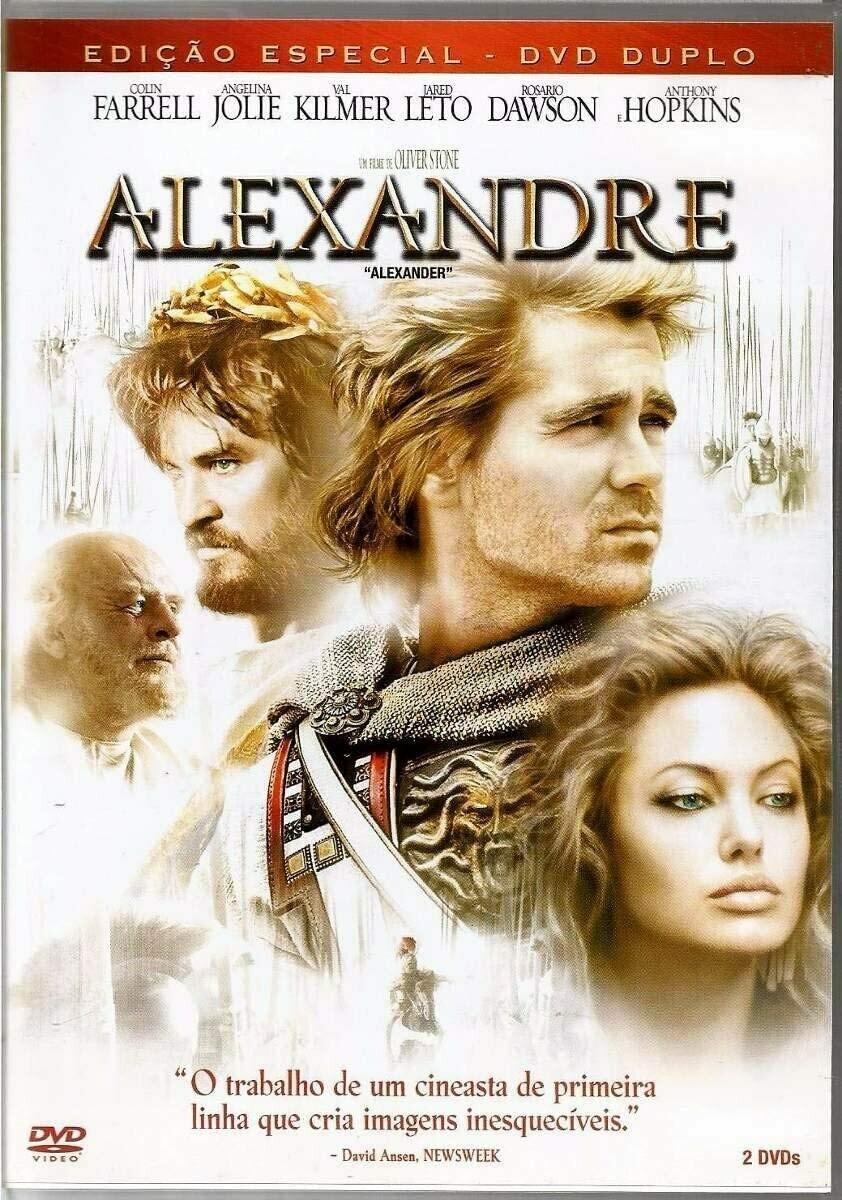 ALEXANDRE - DVD
