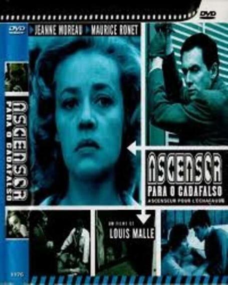 ASCENSOR PARA O CADAFALSO - DVD