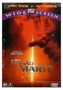 MISSAO MARTE - DVD