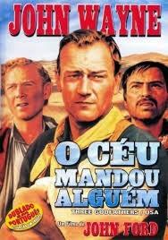 O CEU MANDOU ALGUEM - DVD