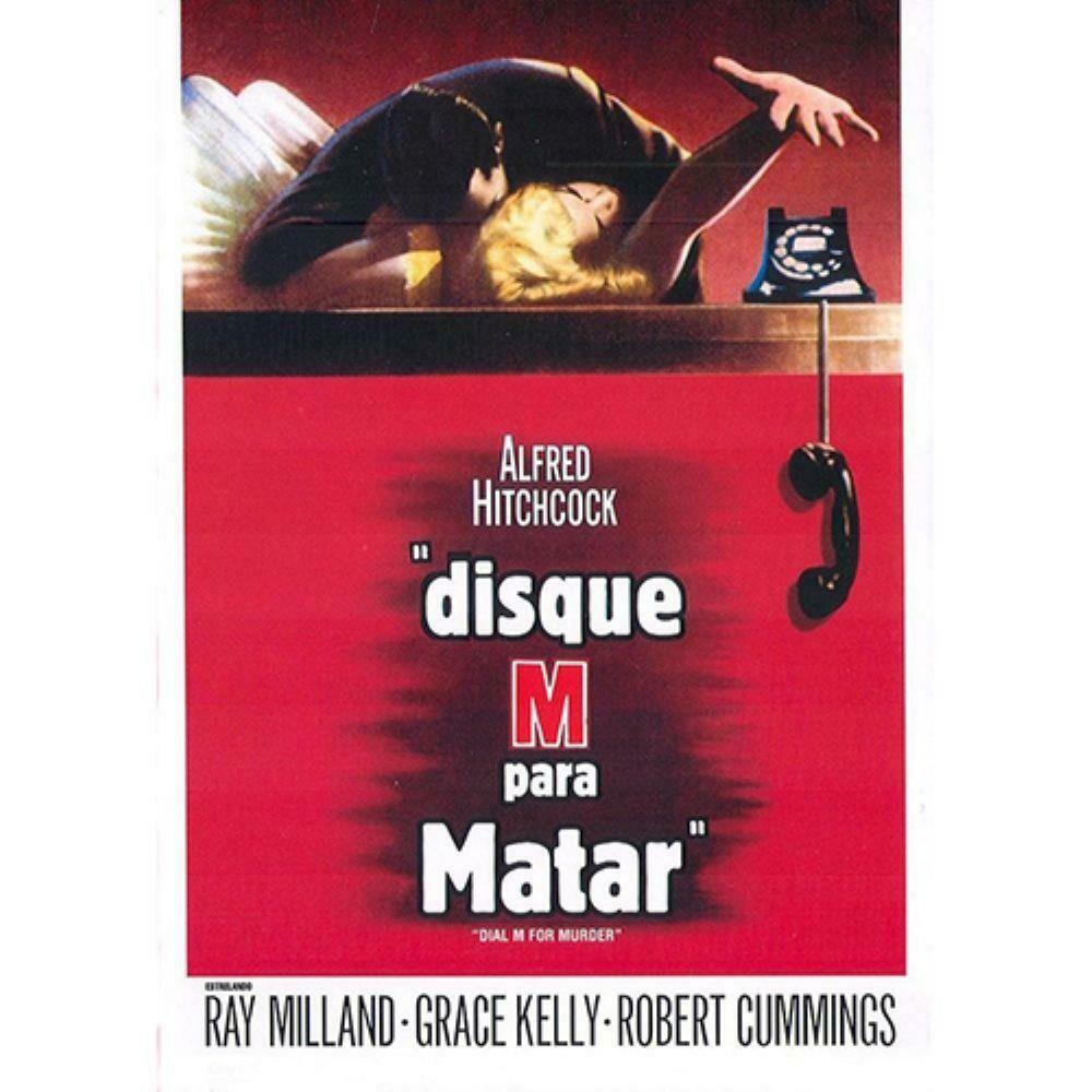 DISQUE M PAR MATAR - DVD